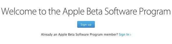 Beta-Program