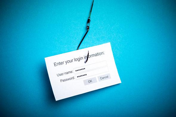 إحذر رسائل البريد المهكرة !