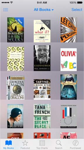 iphone6-ios8-ibooks-my-books