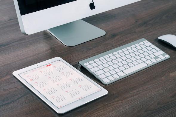iPad Key iMac