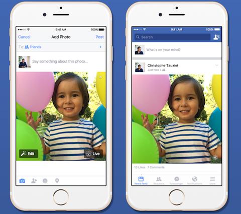 Livr Photos Facebook