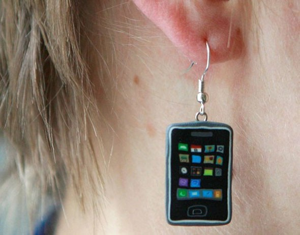 iPhone-Earring