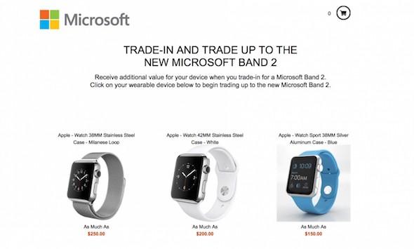 Microsoft Band Watch