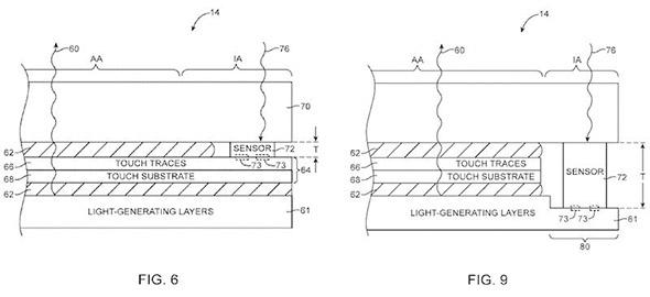 apple-patent-sensors-in-screen