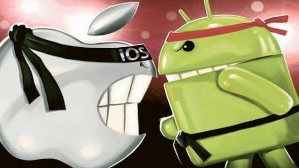 من هو الأفضل iOS والأندرويد؟