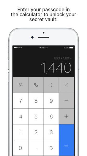 secret-calculator
