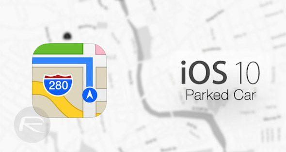 كيف تستخدم خدمة العثور على السيارة في iOS
