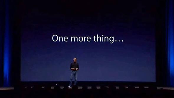 أبل تخسر معركة قضائية لاحتكار عبارة ستيف جوبز الشهيرة One more thing