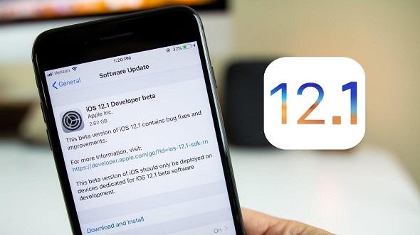 ما الجديد في iOS 12.1 التجريبي؟
