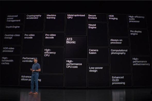 أهم مميزات معالج Apple A13 Bionic الجديد في آي-فون 11