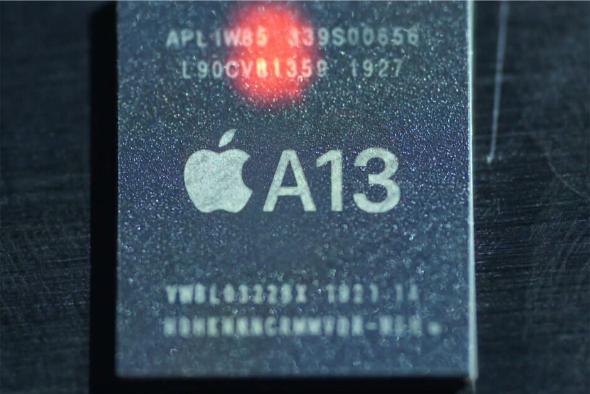 معالج Apple A13 Bionic