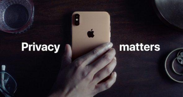 براءة اختراع من أبل يمكنها منع الآخرين من اختلاس النظر لشاشة الآي-فون