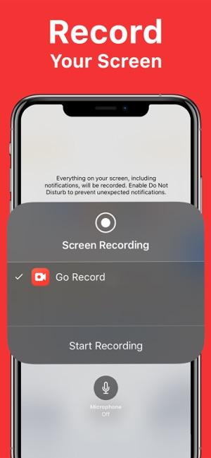 Go Record