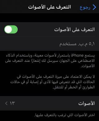 ميزات جديدة في تسهيلات الاستخدام في iOS 14 يمكن للجميع الاستفادة منها - الجزء الثاني