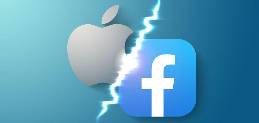 Facebook的苹果