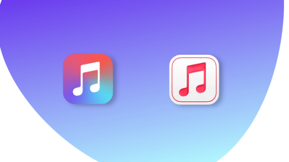 Updated design for the Apple Music for Artists app
