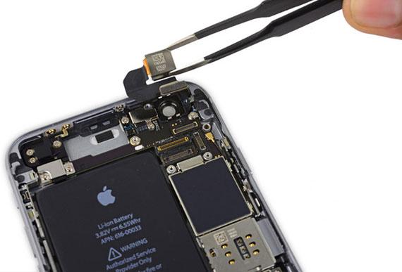 iPhone 6S arka kamera değişim ve tamiri