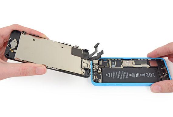 Apple iPhone 5C Ekran Değişimi