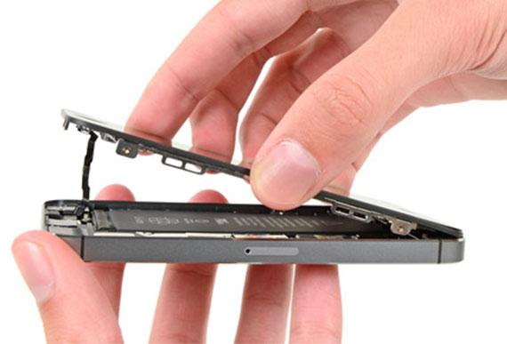 iphone 5s kırık cam tamiri