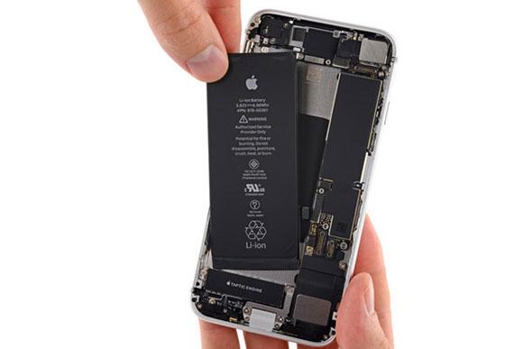 iPhone 8 Pil değişimi