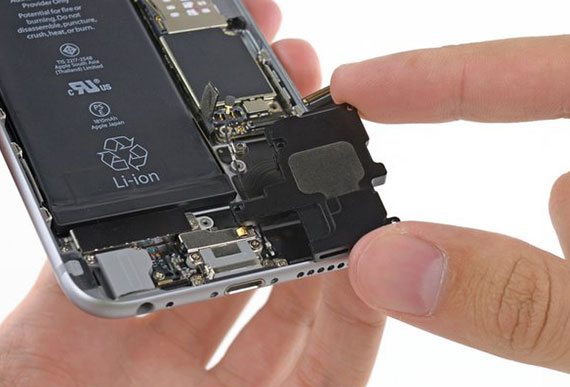 iPhone 6 Hoparlör Değişimi