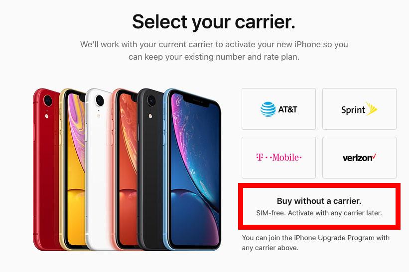 SIM Kilitsiz iPhone XR Satışları Başladı