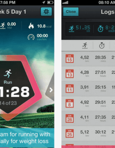 Running for weightloss also top weight loss iphone apps health rh iphoneness