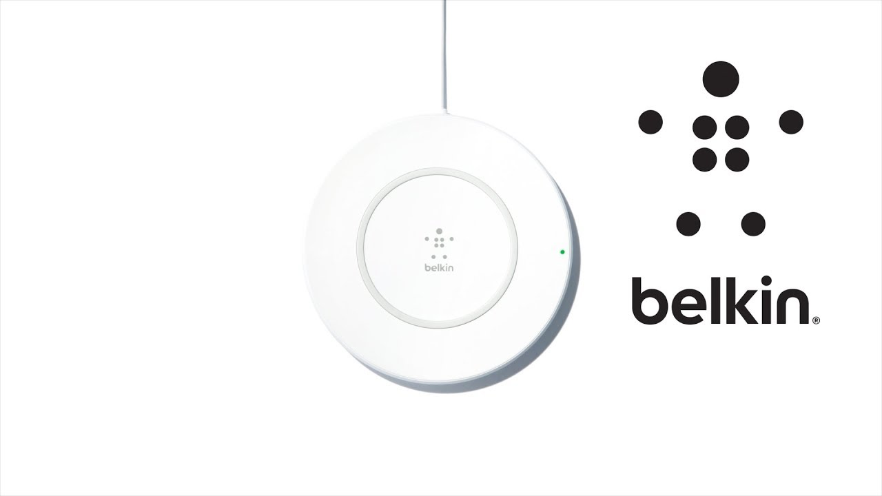 BOOST UP Wireless Charging Pad for iPhone X, iPhone 8