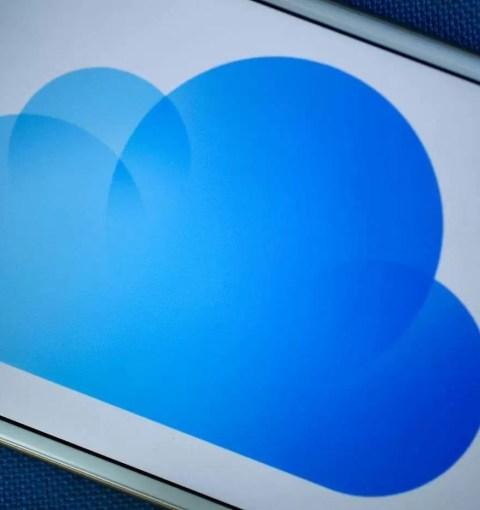 Фото iCloud на iPhone