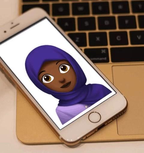 Apple Emoji в iPhone