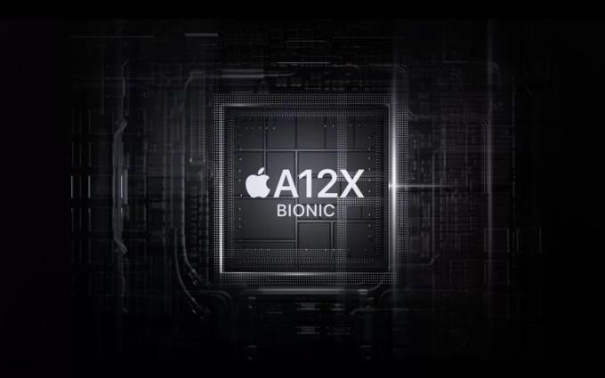 Процессор Apple A12X