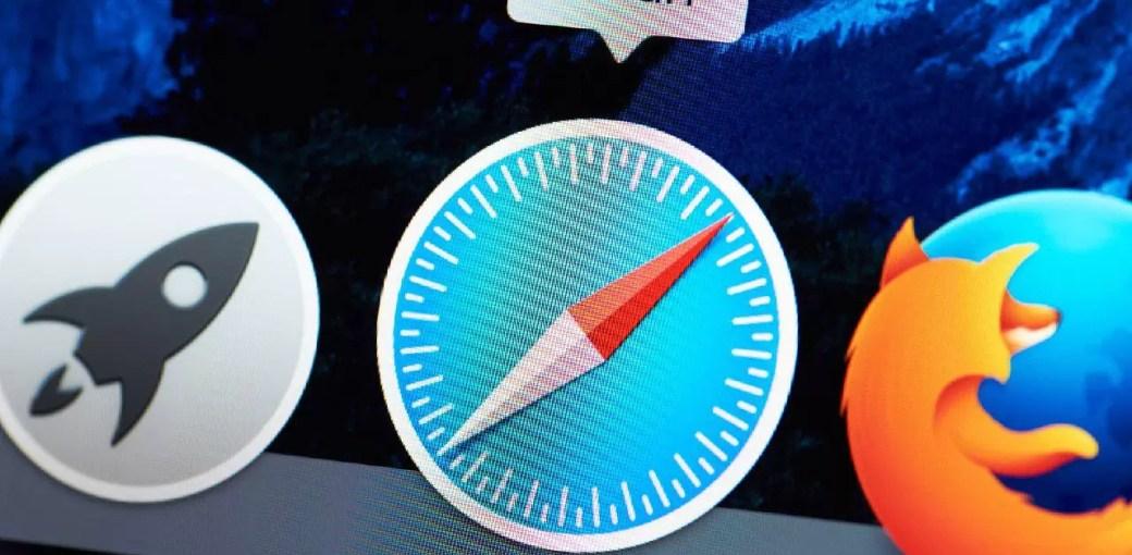 Safari на Mac