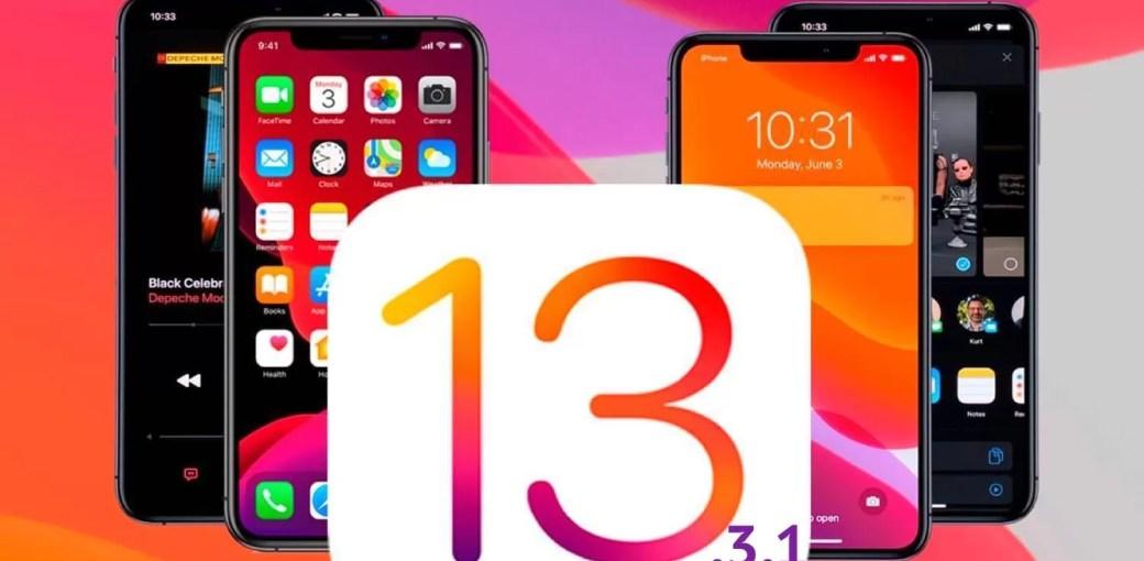 iOS 13.3.1 beta 3
