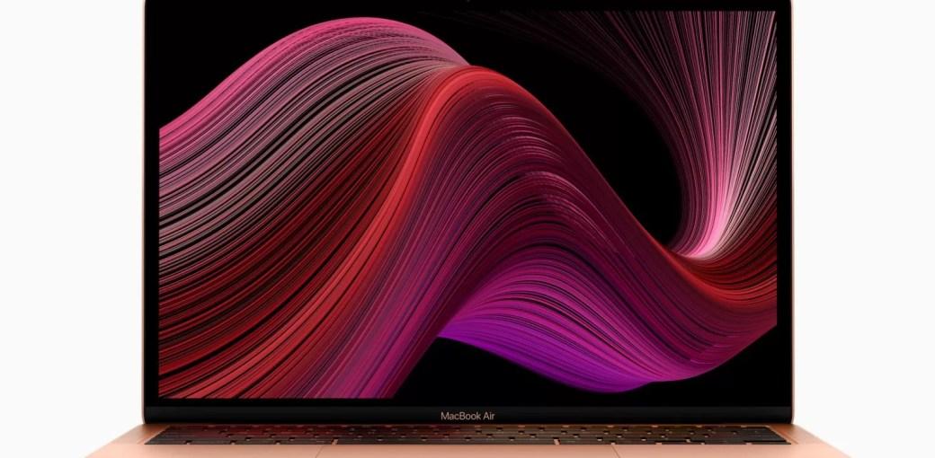 Новый MacBook Air 2020