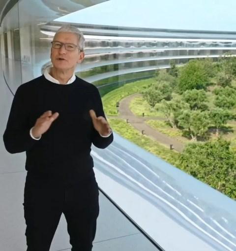 Сентябрьская презентация Apple 2020