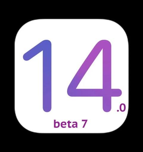 iOS 14.0 beta 7