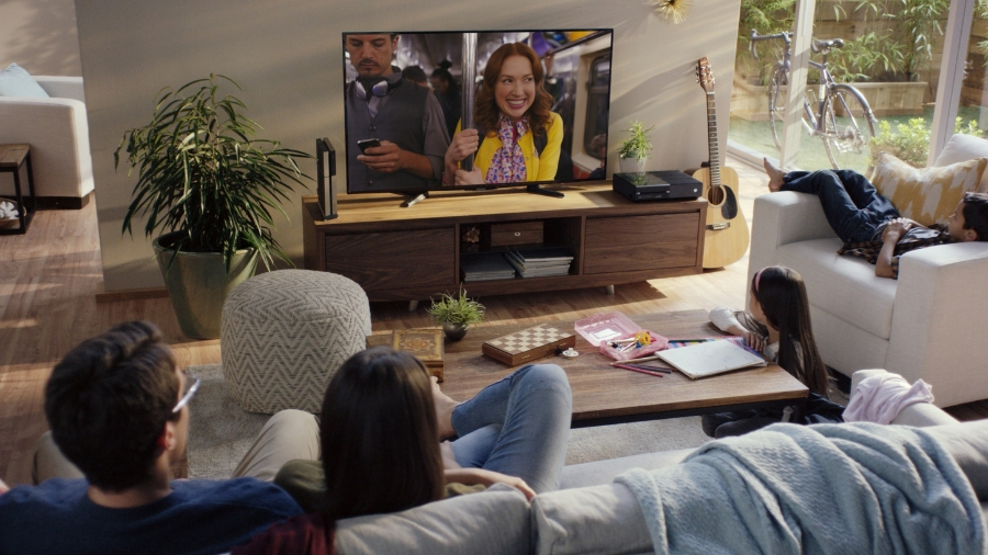 Elliptic Labs' tech pauses Netflix when you leave the room.