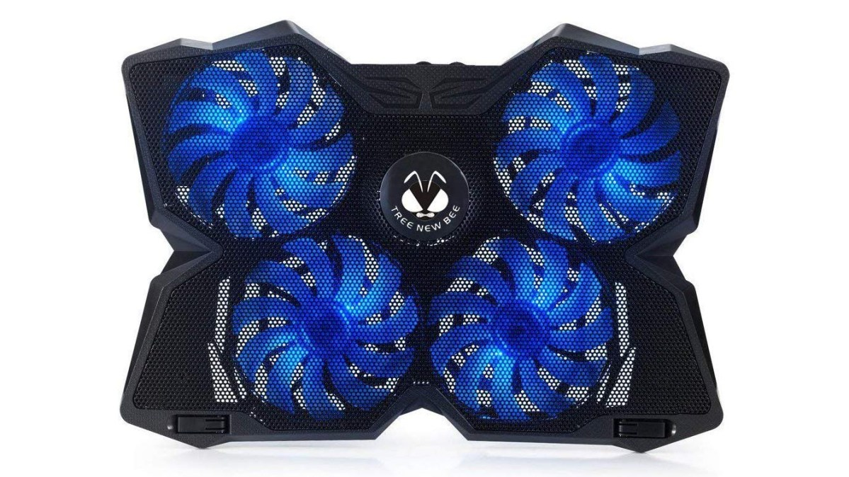 Best laptop cooling pad: Tree New Bee Cooling Pad