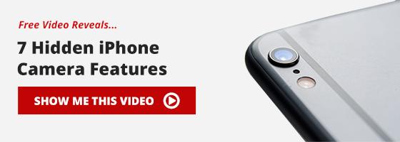 7 Hidden iPhone Camera Features