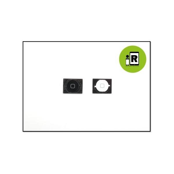 Boton de Home Blanco o Negro para iPhone 4S