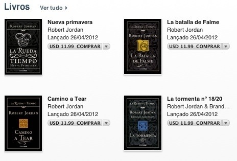La iBooks Store se prepara para el lanzamiento en muchos