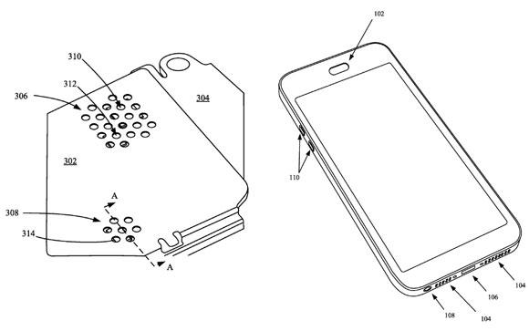 Nueva patente de Apple muestra cómo hacer un iPhone