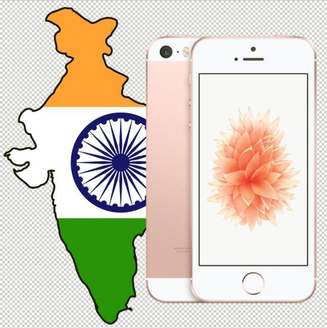 iPhone SE en la India
