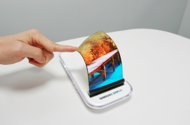 Pantalla flexible de Samsung℗ Display