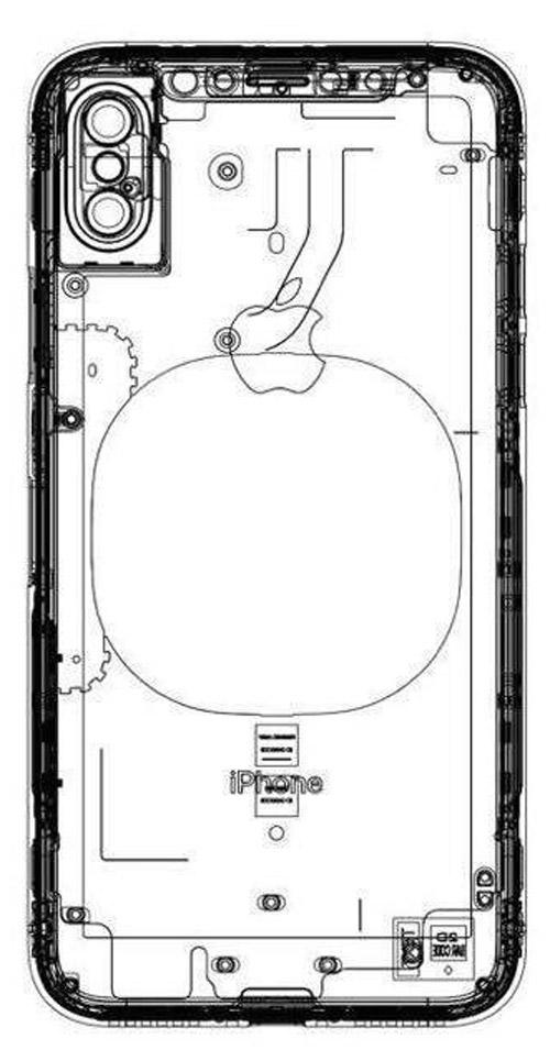 Nuevos esquemas muy detallados del supuesto iPhone 8
