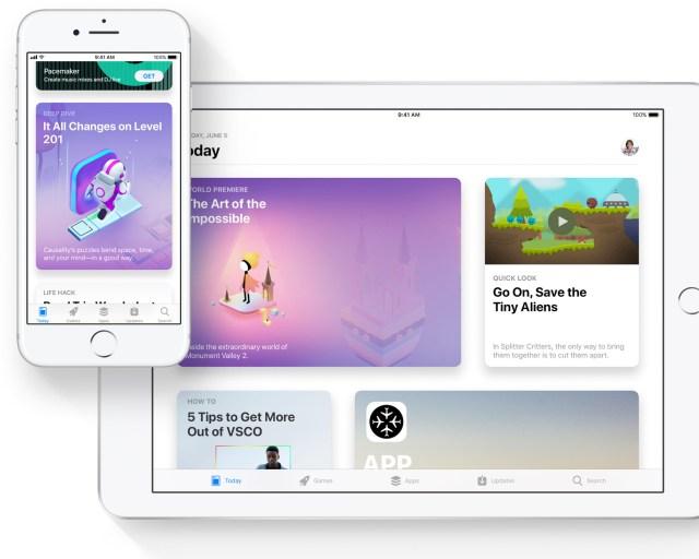 Nueva App Store en iOS℗ 11