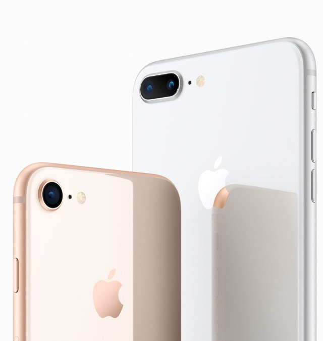 iPhone 8 y 8 Plus