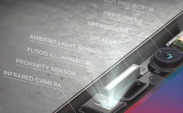 Sensores y cámaras frontales del <stro data-recalc-dims=