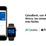 Apple Pay funciona con CaixaBank