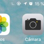 Mostrar porcentaje de la batería en iOS